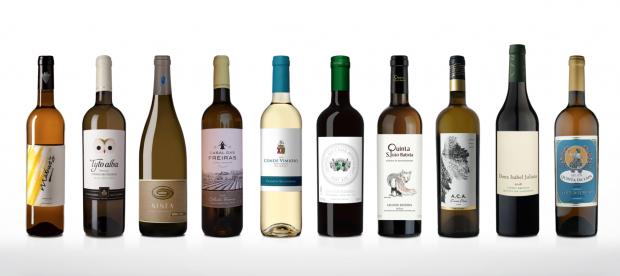 Seleção de vinhos brancos do Tejo para brindar ao verão
