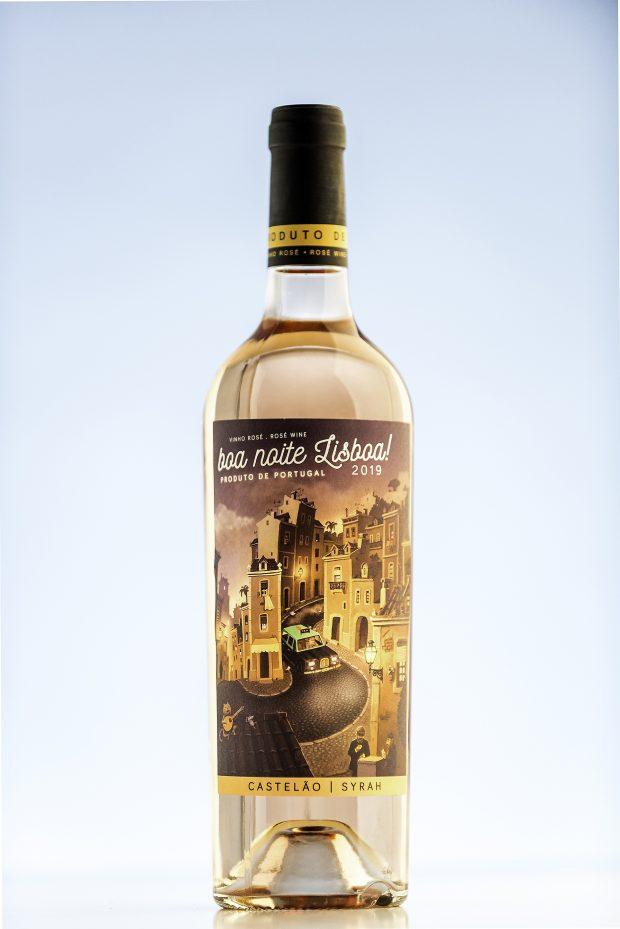 Boa noite Lisboa Visigal Wines
